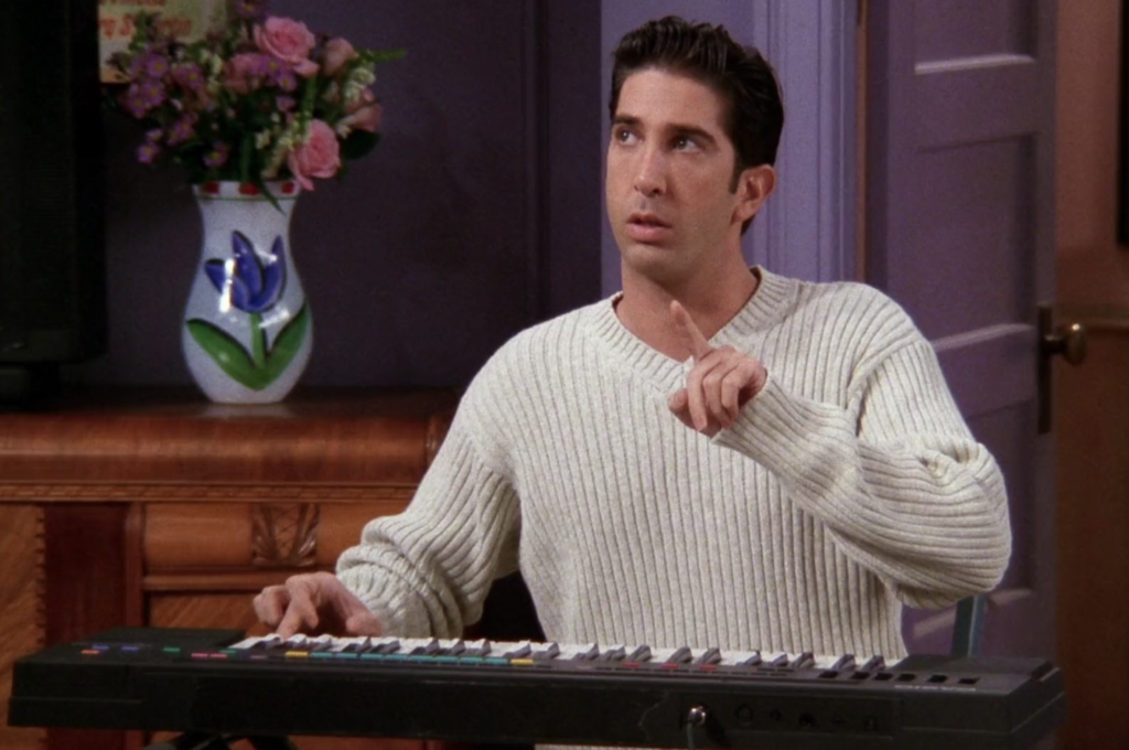 Ross and Synth